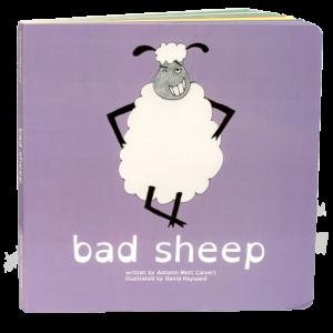 Bad Sheep Book